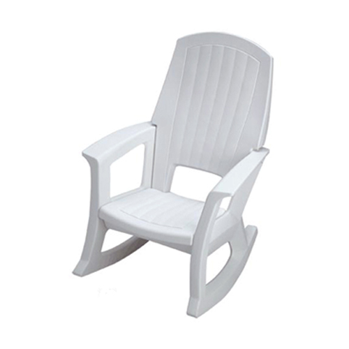 plastic rocking chair at rs 4800 /piece | plastic furniture - jain