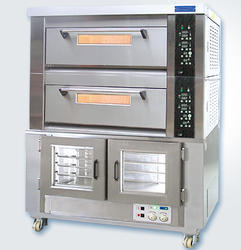 Electric Deck Oven Plus Proofer