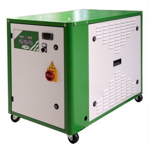 MS Water Cooled Brine Chiller