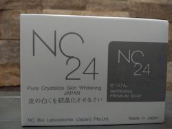 NC24 Pure Crystalize Skin Whitening Japan Soaps