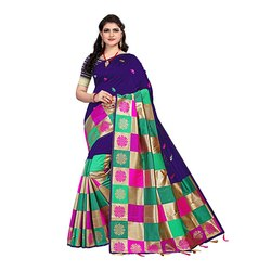 348 Art Silk Saree