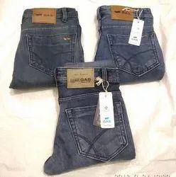 Street Gutz Comfort Fit Mens Jeans
