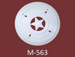 Fan Plate 7x7 (P.O.P.)