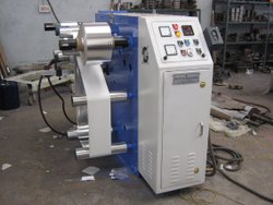Automatic Doctoring Rewinding Machine