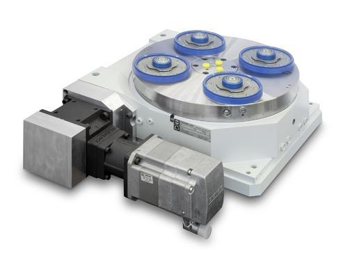Rotary Table Nc Rotary Table Manufacturer From Pune