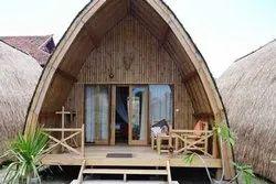 Modern Bamboo House Architecture Mumbai