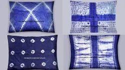 Tie Dye Kantha Cushion Cover