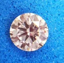 Pink Diamond 1.02ct VS2 Clarity CVD Treated