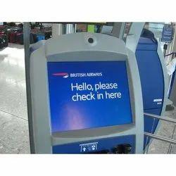 Check In Kiosk System
