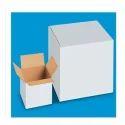 White Corrugated Box For Electronics