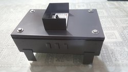 Mild Steel (MS) Electrical MCB Box, For Electric Fittings