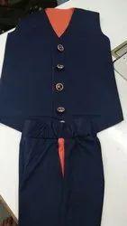 Full Sleeve Rayon Kid's Jacket and Pant