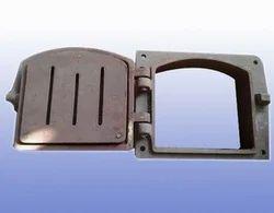Cast Iron Furnace Fire Door