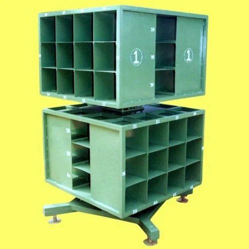 Mild Steel Revolving Storage Bin