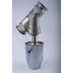 Flanged Y Strainer