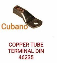Cubano copper lugs