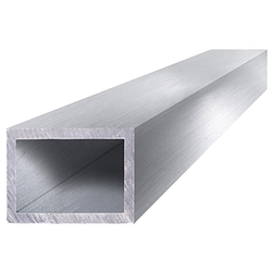 Rectangular Aluminum Tubes