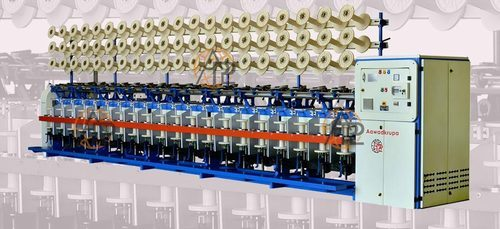 APPL PLC Base Ring Twister Machine, Packaging Type: Standard