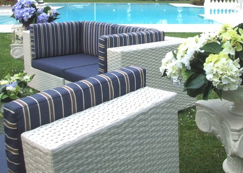 Solution Dyed Acrylic Outdoor, Patio Furniture Fabric