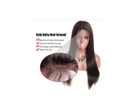 Finishing Touch Black Psoriasis Women Hair System, For Personal