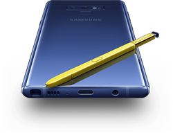Samsung Galaxy Note 9 Fingerprint Sensor Mobile Phone