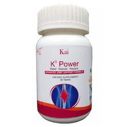 K3 Power Supplements for Joint