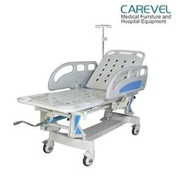 Carevel Supreme Stretcher On Trolley