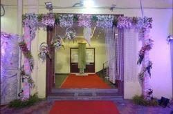 Wedding flower decoration in kolkata wedding entry gate flower decoration junglespirit Choice Image