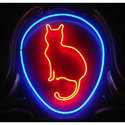 Front Lit Neon Sign Board
