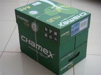 Chamex A4 Multi Copy Paper 80gsm Packing Size Sheets Per Pack