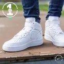 Men White Fancy Shoes