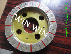 Electroplated Diamond OD Grinding Wheel
