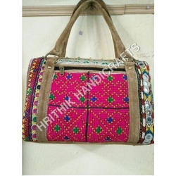 Leather Banjara Bags
