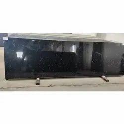 Rajasthan Black Pearl Granite, Slab, Thickness: 16-20 mm