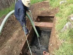 Drain Chamber Cleaning Services