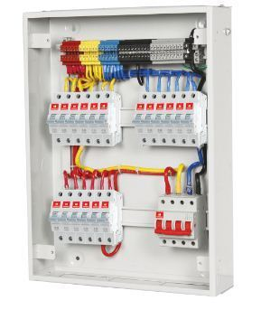 tp and n prewired db electrical distribution board. Black Bedroom Furniture Sets. Home Design Ideas