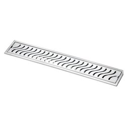 S.S. Shower Channel Drainer