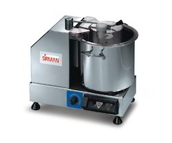 Sirman Stainless Steel Food Processor, For Commercial