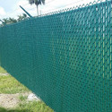 Square Chain Link Fence