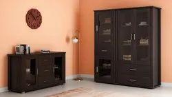 Display 1 Door Cabinet