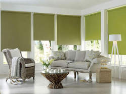 PVC Blackout Roller Blinds