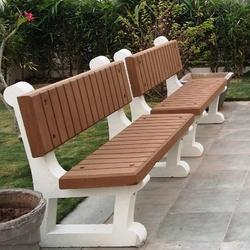 RCC Garden Bench New