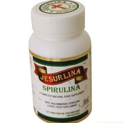 Jesurlina Natural Spirulina Capsule, Prescription