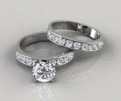 High Quality Moissanite Diamond Jewellery Use
