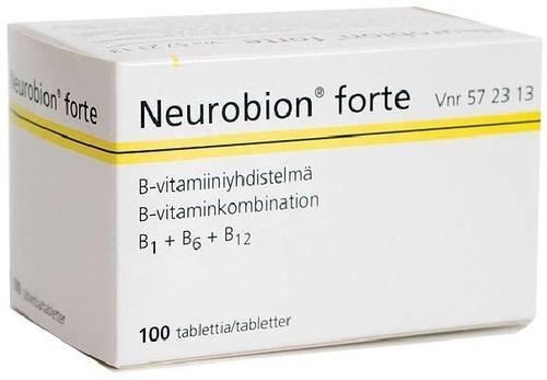 Men Neurobion Forte Multivitamin Injection for Vitamin Deficiency