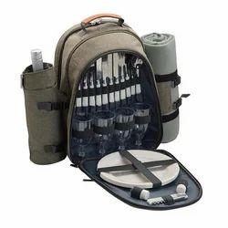 Nylon Picnic Backpack