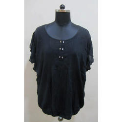 Black Ladies Top