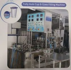 Automatic Cup & Glass Filling Machine