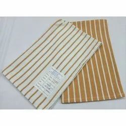 Cotton Striped Kitchen Towel Set