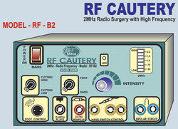 Radio Frequency Cautery
